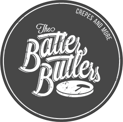 The Batter Butlers Logo